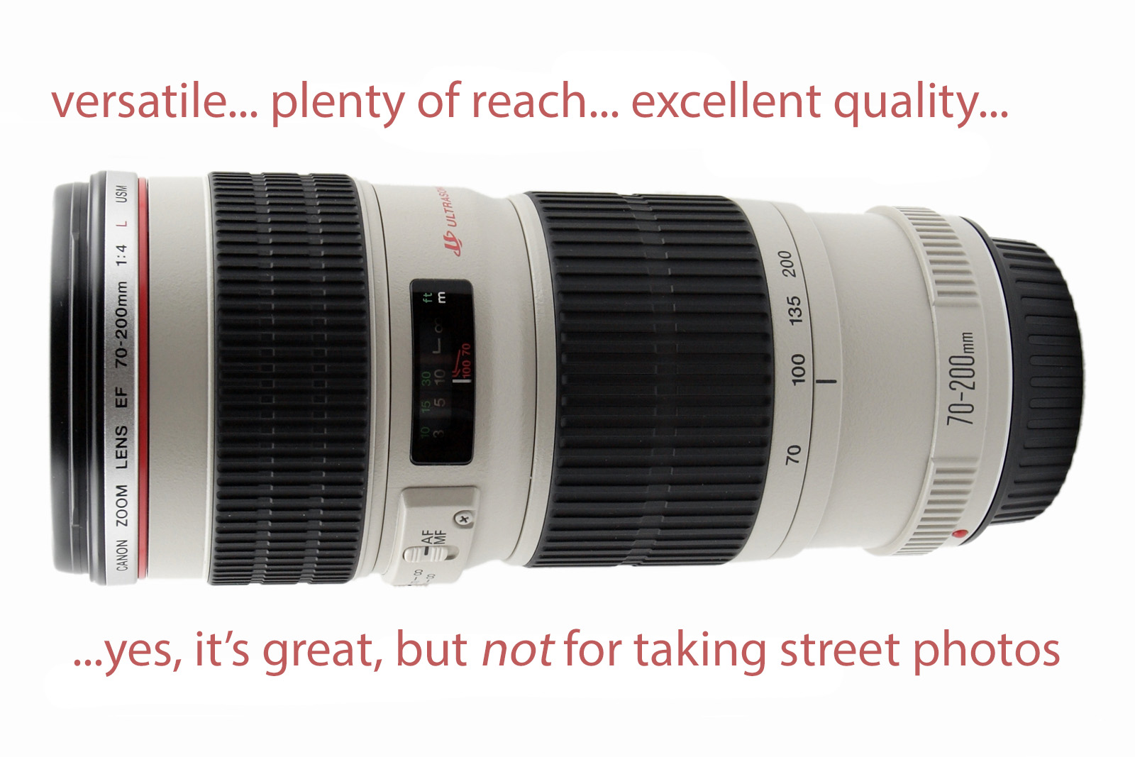 What's the Best Lens for Street Photography